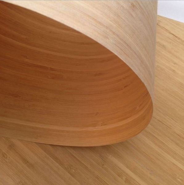 Royal arquitectura sustentable l mina de madera de bamboo - Laminas de madera ...