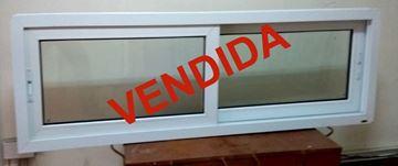 Imagen de 50%OFF-Ventana DOBLE VIDRIO PVC 180 x 60
