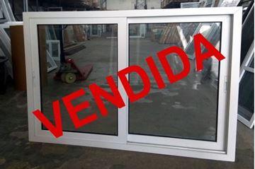 Imagen de 40%OFF-Ventana DOBLE VIDRIO PVC 160 x 120