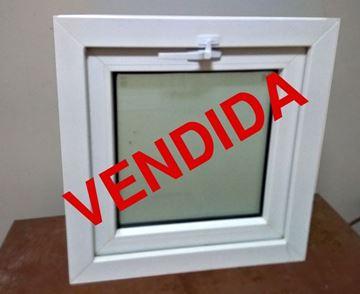 Imagen de 50%OFF-Ventana DOBLE VIDRIO PVC 60 x 60