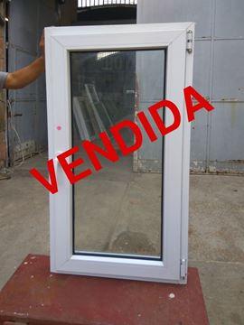 Imagen de 50%OFF-Ventana PVC DVH 80 x 120  oscilo-batiente