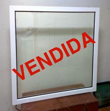 Imagen de 30%OFF-Ventana DOBLE VIDRIO FIJA PVC 120X120