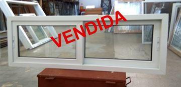 Imagen de 50%OFF-Ventana DOBLE VIDRIO PVC 160 x 60