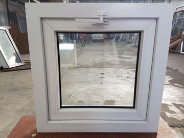 Imagen de 35%OFF-Ventana PVC DVH  60 x 60 doble vidrio -a proyección