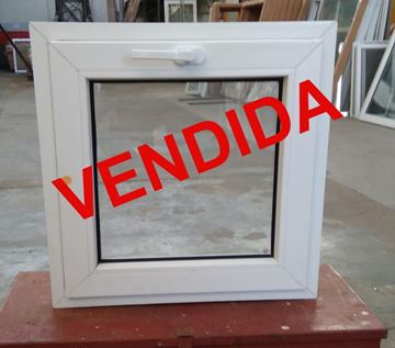 Imagen de 35%OFF-Ventana PVC 60 x 60 doble vidrio - a proyección