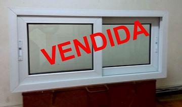 Imagen de 30%OFF-Ventana DOBLE VIDRIO PVC 120 x 60