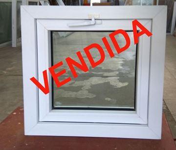 Imagen de 50%OFF-Ventana DOBLE VIDRIO PVC 60 x 60 - STKP6060-09