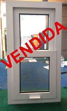 Imagen de 35%OFF-Ventana DOBLE VIDRIO PVC 50 X 100 CM - STKG50100-01