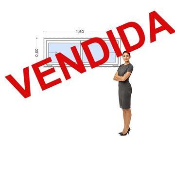 Imagen de 35%OFF-Ventana DOBLE VIDRIO PVC 160 x 60 - STK16060-01