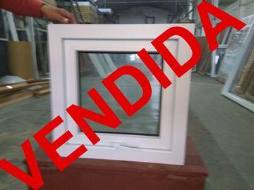 Imagen de 35%OFF-Ventana DOBLE VIDRIO PVC 60 x 60 - STKP6060-08