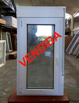 Imagen de 40%OFF-Ventana PVC 60 x 120 CORTINA INTEGRADA - STKC60120CC01