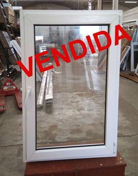 Imagen de VENDIDA - 30%OFF-Ventana PVC DVH 80 x 120  oscilo-batiente