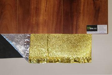 Imagen de Membrana EVA 1.5 MM con film de aluminio rollo 18,6m2