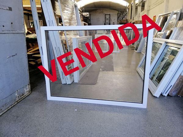 Imagen de 15%OFF-Ventana PVC DVH 160 x 120  doble vidrio fijo