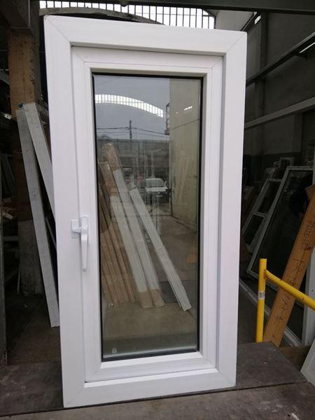 Imagen de 30%OFF-Ventana PVC DVH 60 x 100  doble vidrio  batiente. STKB60100-01