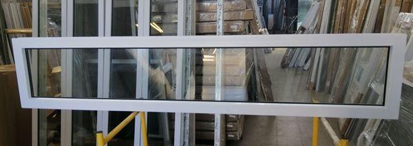 Imagen de 20%OFF-Ventana UPVC 200x40 doble vidrio fijo - STKF20040-03