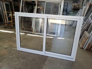 Imagen de 30%OFF-Ventana PVC 180 x 120 doble vidrio corrediza - STKC180120-03