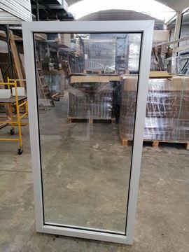 Imagen de Ventana PVC DVH 80 x 160  doble vidrio fijo - STKF80160-01