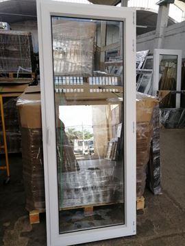 Imagen de 30%OFF- VENTANA PVC 80 x 200 vidrio simple batiente - MED80200-01