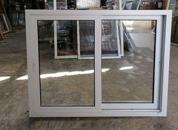 Imagen de 20%OFF-Ventana PVC DVH 140x120 doble vidrio corredizas - STKC140120-02
