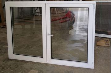 Imagen de 50%OFF-Ventana PVC DVH 160 x 120  doble vidrio batiente -STKB160120-01