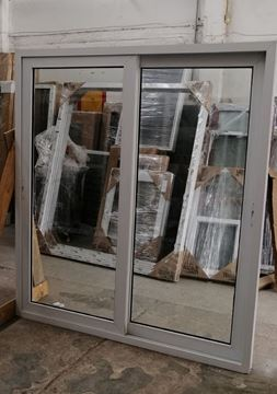Imagen de 20%OFF-Puerta Ventana PVC DVH 180 x 200 doble vidrio corredizas -STKC180200-03