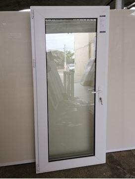 Imagen de 40%OFF-Puerta PVC DVH 80 x 200 doble vidrio batiente - STKB80200-02