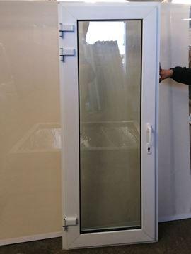 Imagen de Puerta PVC DVH 75 x 195 doble vidrio batiente - STKB75195-01