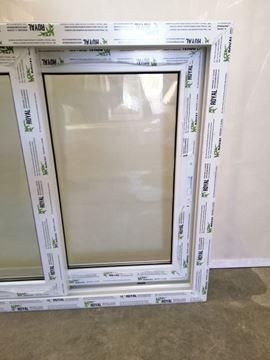 Imagen de 20%OFF-Ventana PVC DVH 105 x 87,5  vidrio doble corredizas - MED10587-01